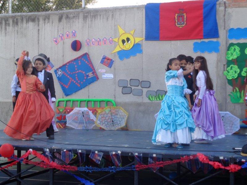 Liceo Jos Ortega y Gasset  Fiestas de Quito  Liceo Jos Ortega