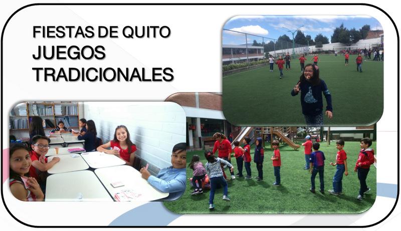 No Hay Fiestas De Quito Sin Juegos Tradicionales Liceo Jose Ortega